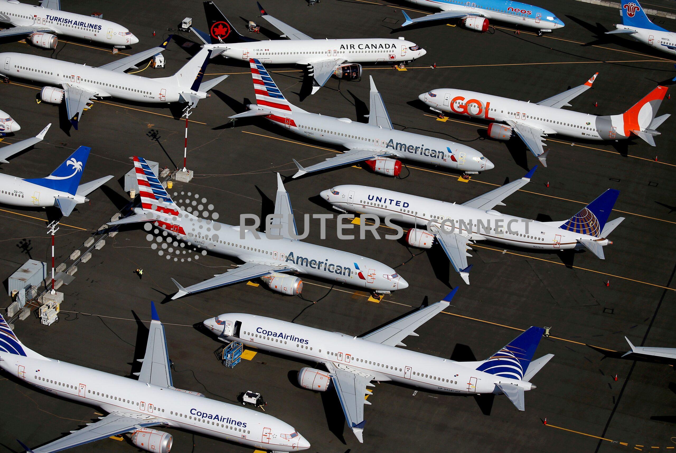 Analysis-Debate over pulling fuses widens regulatory cracks on 737 MAX