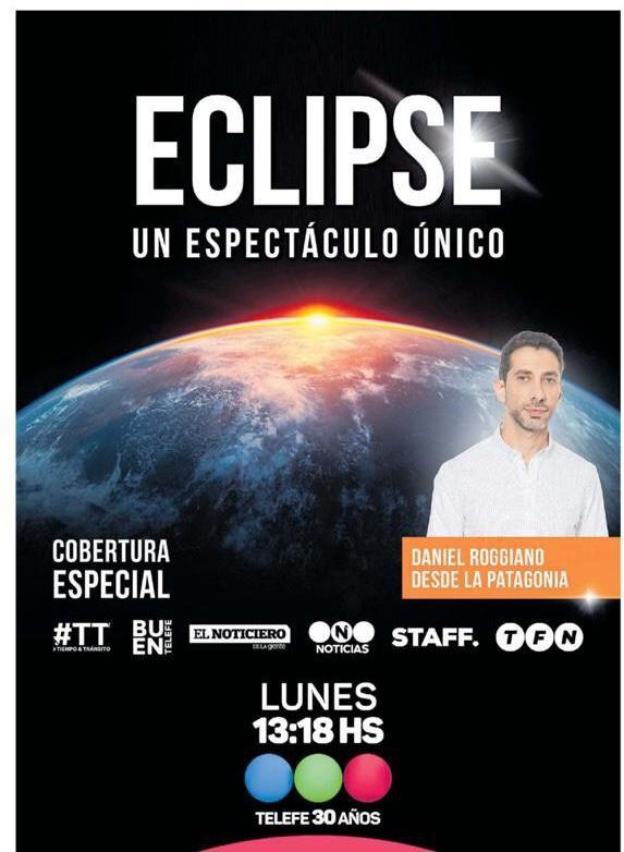 """""""El Noticiero de la Gente"""" hará una cobertura especial del eclipse"""