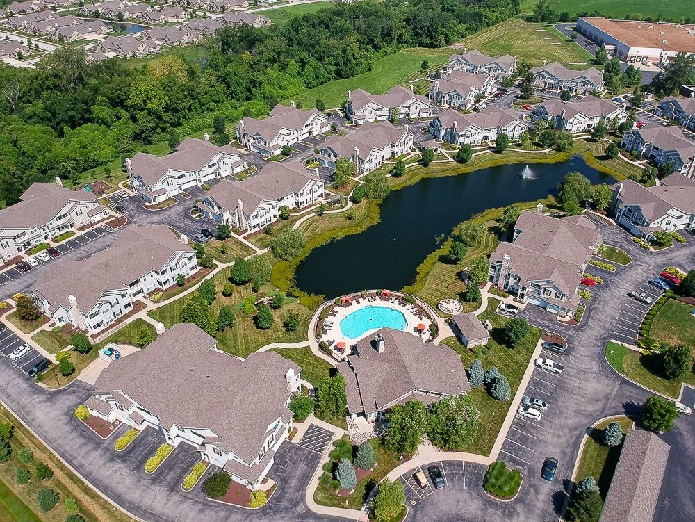 Gershman Investment Corp. originated a $25.3 million HUD 223(a)(7) loan for Parkway Lakeside Apartments