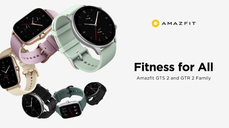 Amazfit-Smartwatches