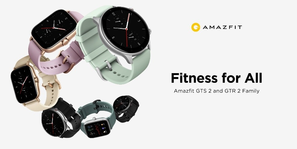 Amazfit-Smartwatches