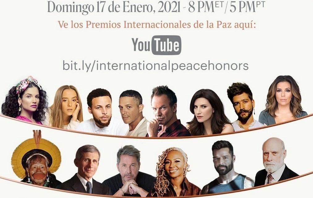 Premios Internacionales de la Paz