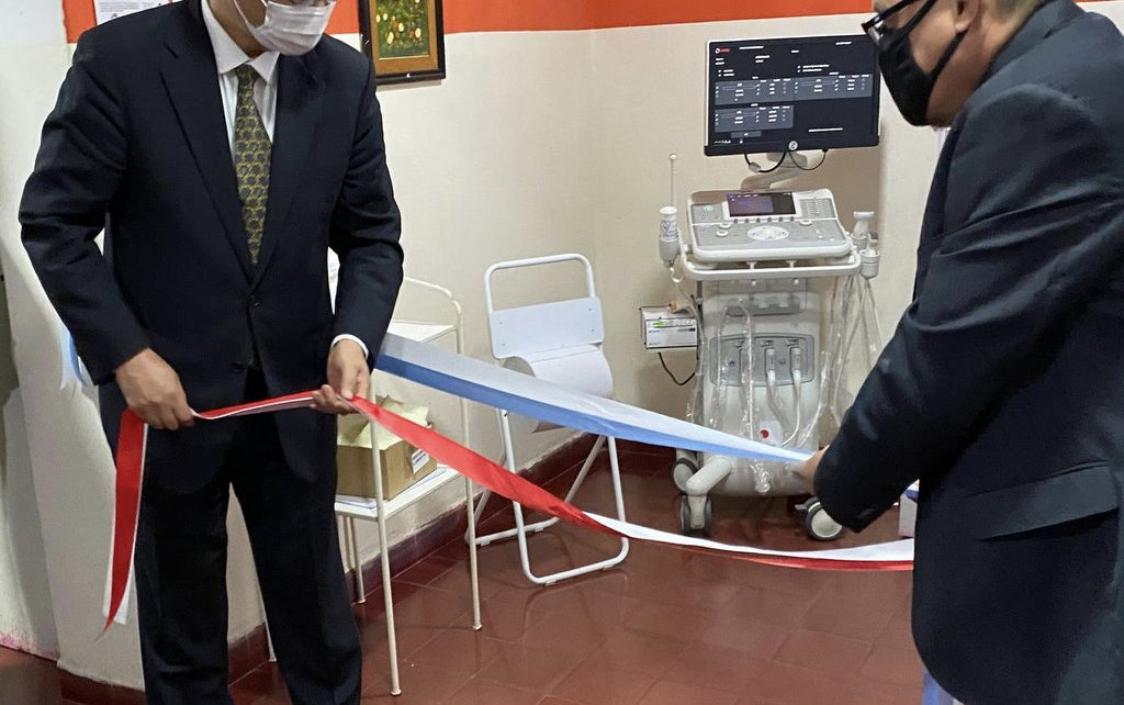 Hospital municipal Dr. A. Cima de Cosquín
