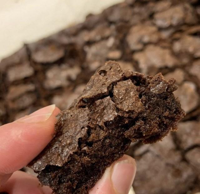 Brownie de Pesaj