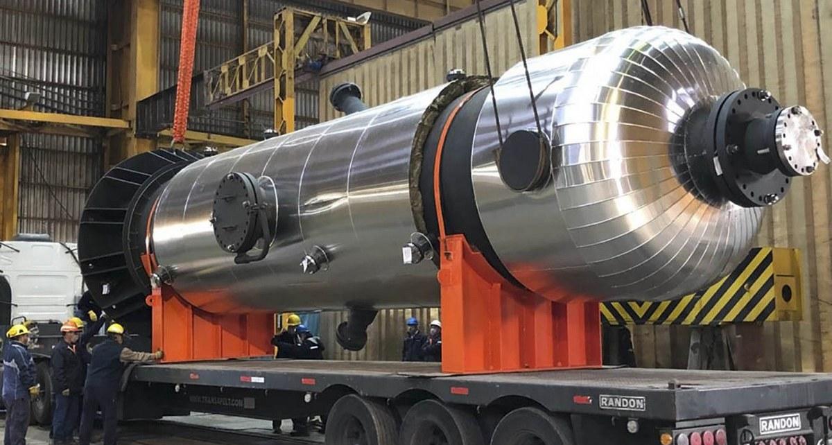 reactor hidrodesulfurizador