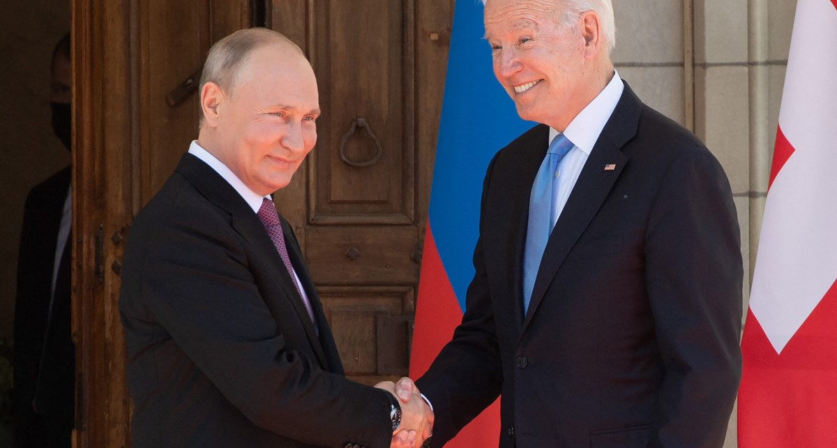 Putin - Biden