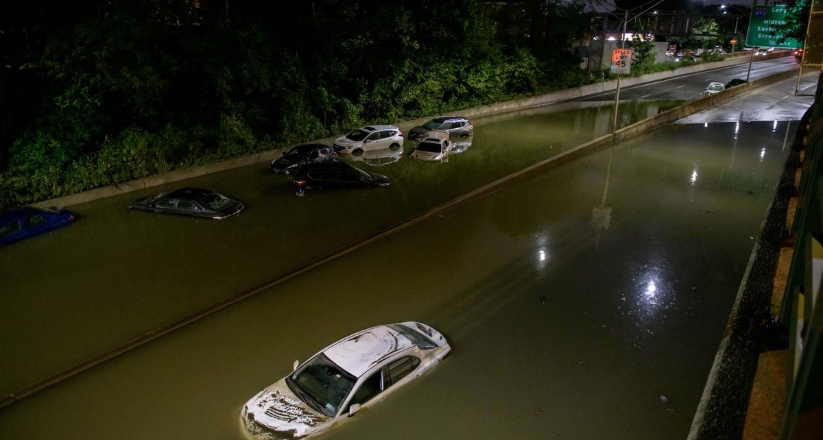 inundaciones en EEUU