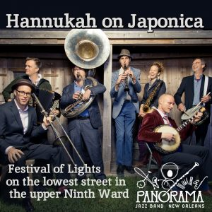 Hannukah on Japonica