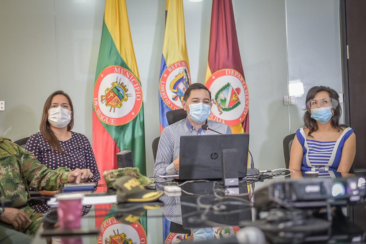 ESTAS SON NUEVAS MEDIDAS DEL AISLAMIENTO SELECTIVO PARA IBAGUÉ. 1