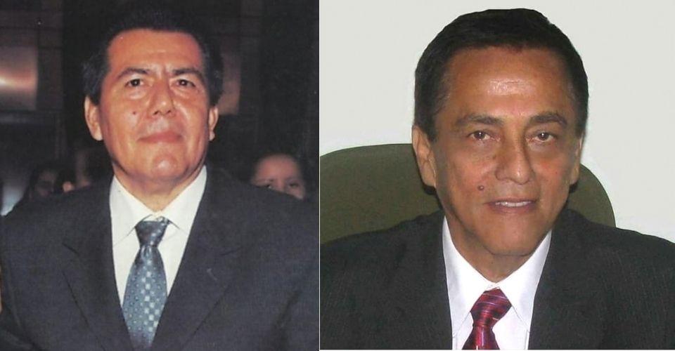 Ibagué les dio el último adiós a Don Carlos Alvarado y Álvaro Ramírez. 1