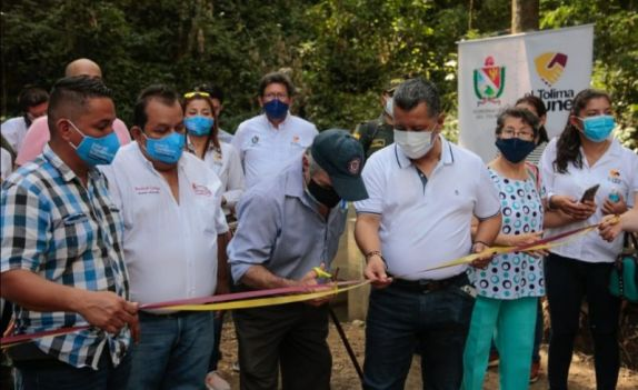 Agricultores de Armero Guayabal se benefician con el distrito de Riego Asomaracaibo. 2
