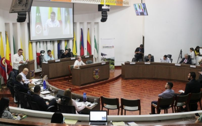 Pliego de cargos contra siete diputados de Risaralda, formulo la procuraduría. 1