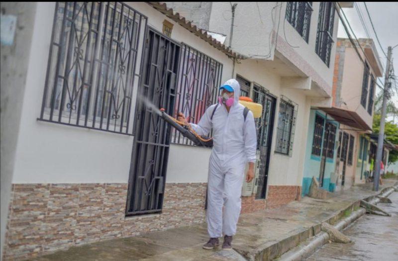 Conozca las comunas y barrios con más casos activos de Covid-19 en Ibagué 1