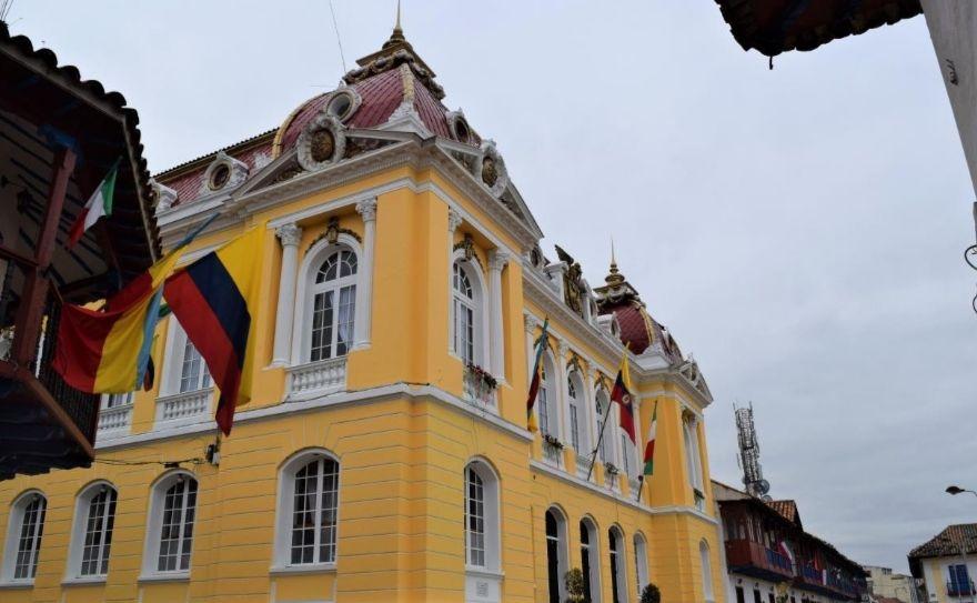 Cargos a exalcalde y exsecretario de planeación de Zipaquirá Cundinamarca. 1