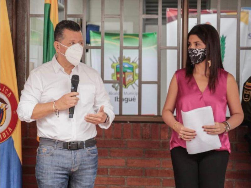 Ministra María Victoria Angulo pondera la gratuidad para jóvenes universitarios de la educación pública en el Tolima. 1
