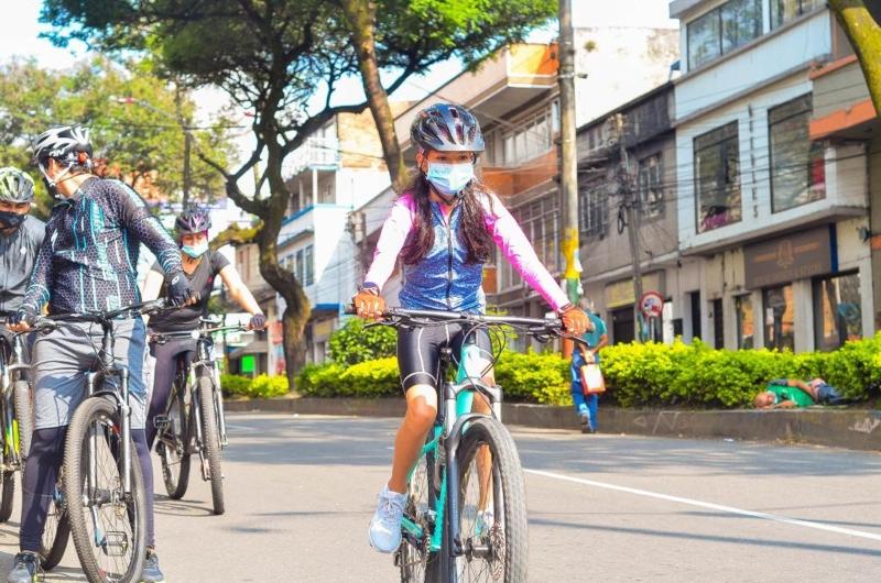 Por celebración de Semana Santa, no habrá CicloVibra este fin de semana en Ibagué. 1