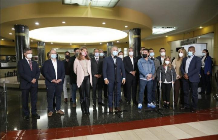 Gobernadores liderarán diálogos regionales con comunidades, Jóvenes y líderes de las manifestaciones.. 1