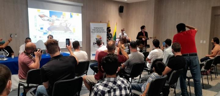 En Ibagué se llevará a cabo taller de alto rendimiento con exdeportistas de Estados Unidos 1