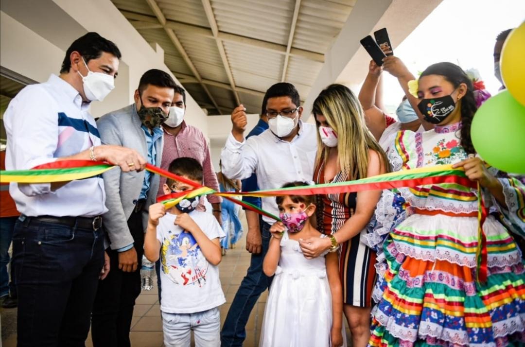 En marcha comedores comunitarios que beneficiarán a más de 6.500 ibaguereños. 1