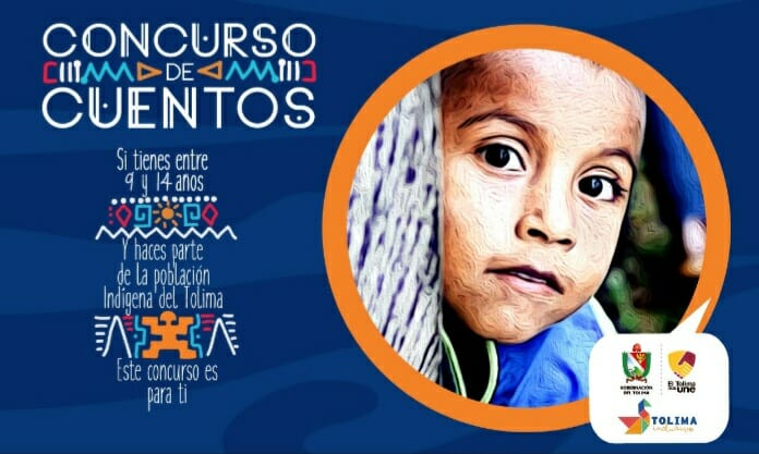Niños indígenas podrán participar en concurso de escritura. 1