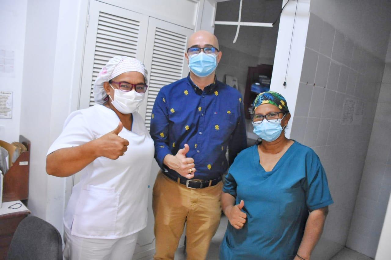 Suárez, primer municipio del Tolima en alcanzar inmunidad de rebaño. 1