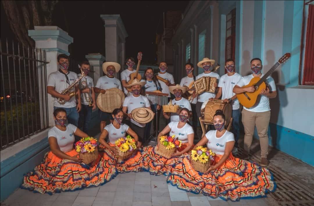 Estudiantes de la EFAC representarán a la Capital Musical en Feria de las Flores de Medellín. 1