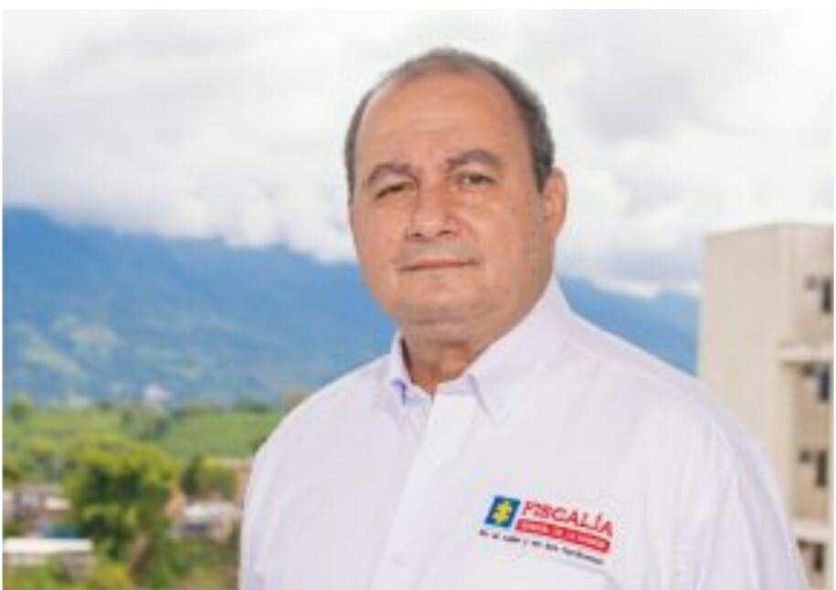 Risaralda tiene nuevo director de Fiscalias. 1