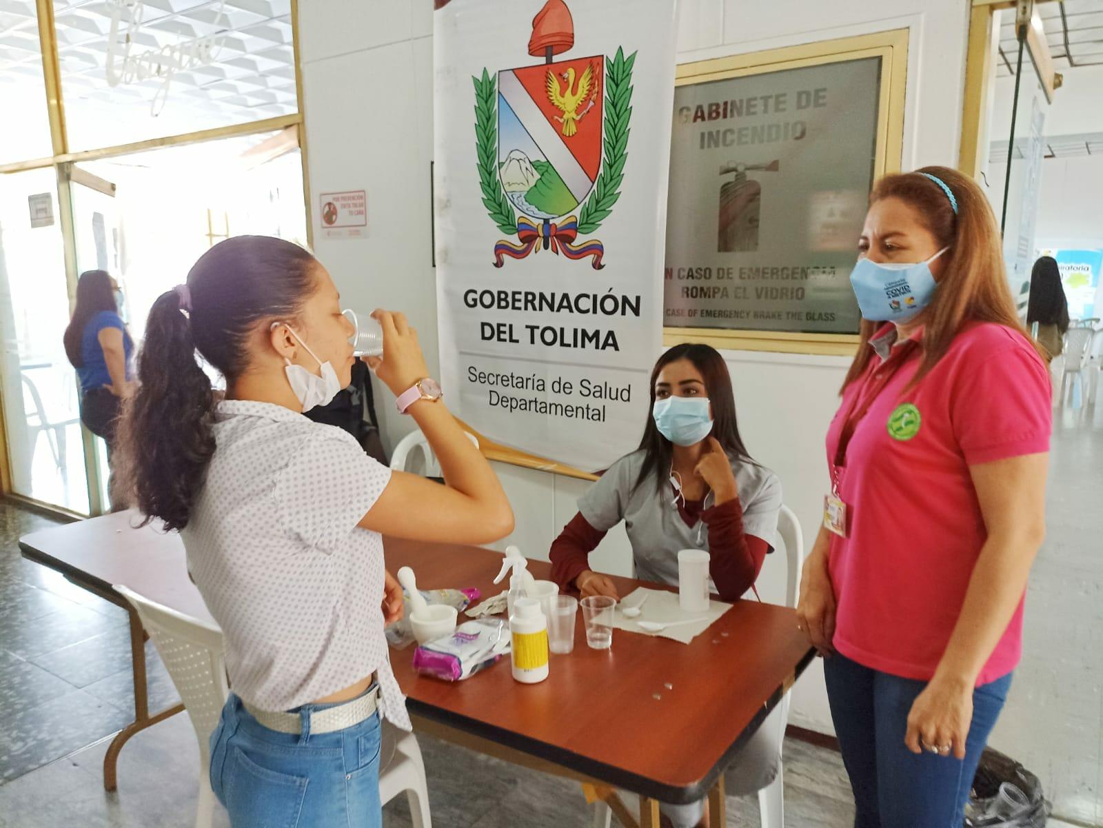 Madres sustitutas del ICBF reciben orientación sobre la prevención de las infecciones respiratorias, diarreas y desparasitación. 1