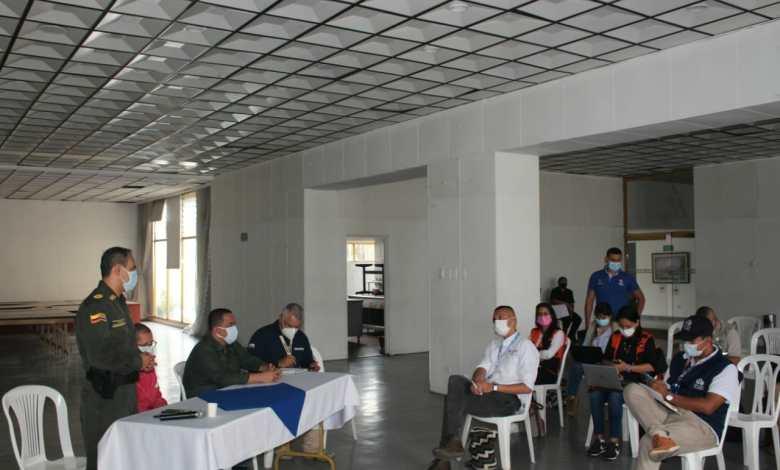 Autoridades de Ibagué trabajan para establecer ruta de atención a extranjeros. 11