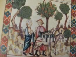 Cantigas de Santa Maria (Codex T.j.1, cantiga 168).