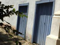 slaves door