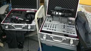 20141031音楽コンクール撮影機材