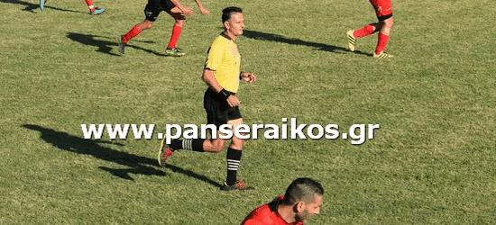 Διαιτητές κυπέλλου ΕΠΣ Χαλκιδικής 1-11-2017 _panseraikos