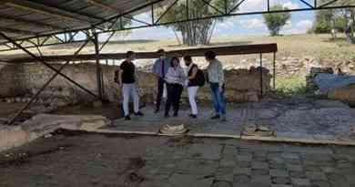 Αρχαιολογικός χώρος Τερπνής