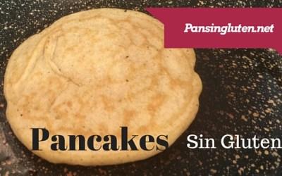 Pancakes Sin Gluten con Trigo Sarraceno