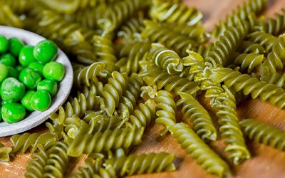 Pasta de legunbres: otra opción sin gluten