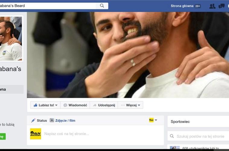 Facebook Amr Shabana broda