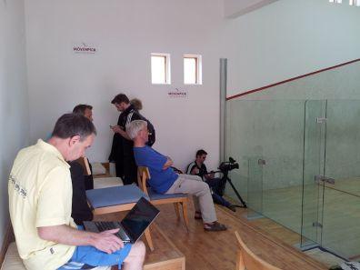 El Gouna Turniej Squash