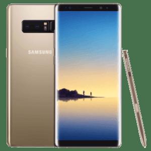 Naprawa wymiana Szybki Serwis Samsung Note 8