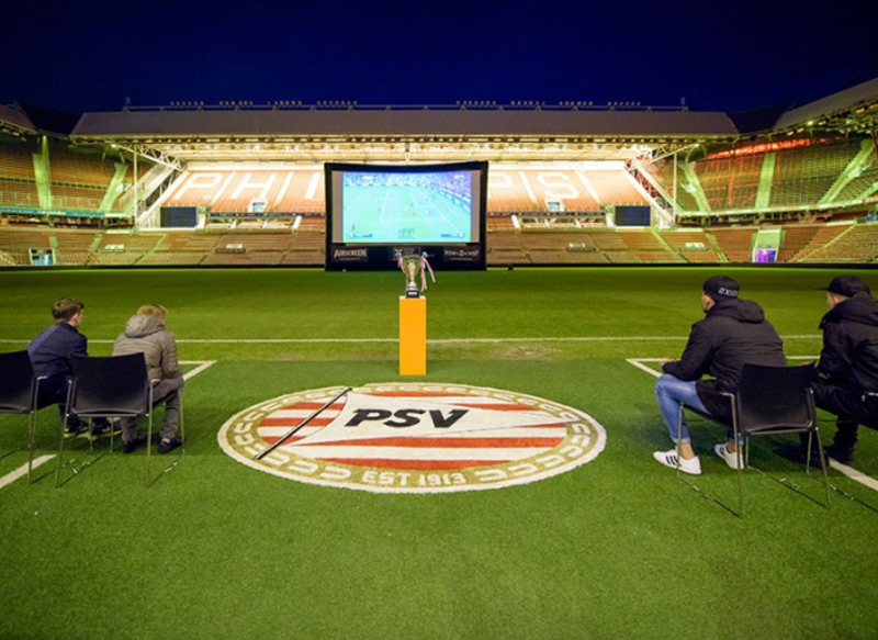 Evento de eSports en Holanda con AIRSCREEN