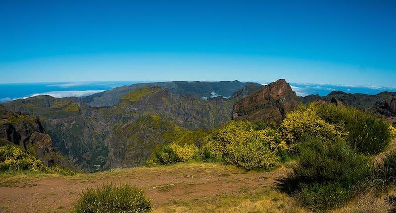 Naturaleza de la isla Madeira