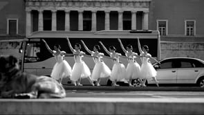 Dansa enmig de la ciutat: Moving Athens