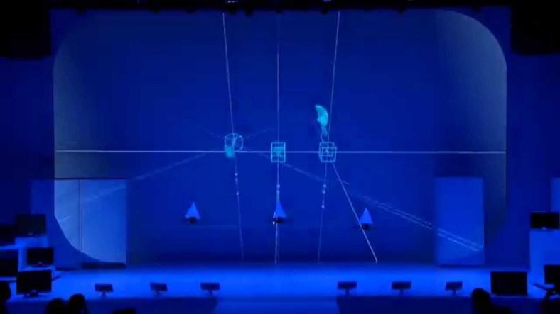 Dansa i drons: Daito Manabe