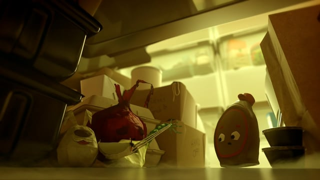 Què passa dins d'una nevera? Family Hub: Inside the Fridge