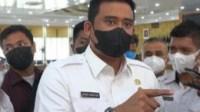Bobby Nasution Minta Dinsos Segera Data Warga yang Terdampak PPKM Darurat