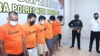 Kades Nawawi Lima Temannya Tersandug Narkoba Divonis Lima Tahun Penjara