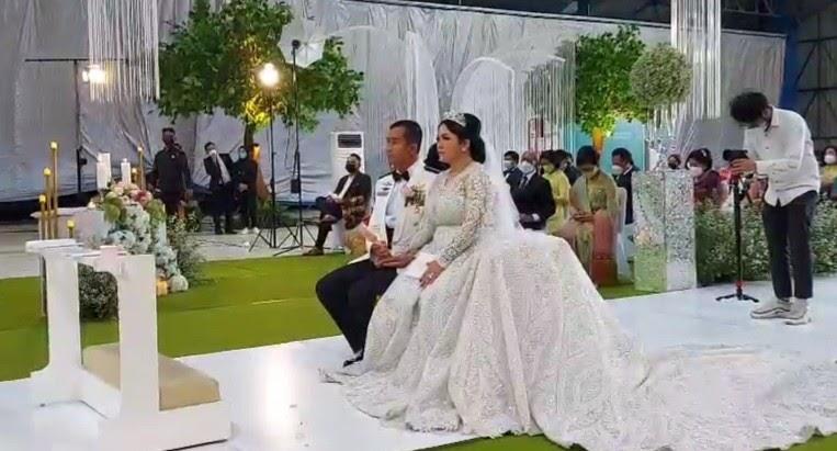 Resmi Menikah dengan Perwira TNI Cahyo Permono, Joy Tobing: Aku Nggak Kebayang Jadi Istri Tentara
