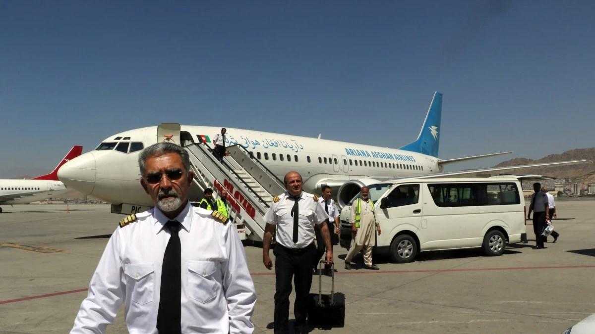 Pilot-pilot Afghanistan yang Terlantar, Mulai Meninggalkan Uzbekistan