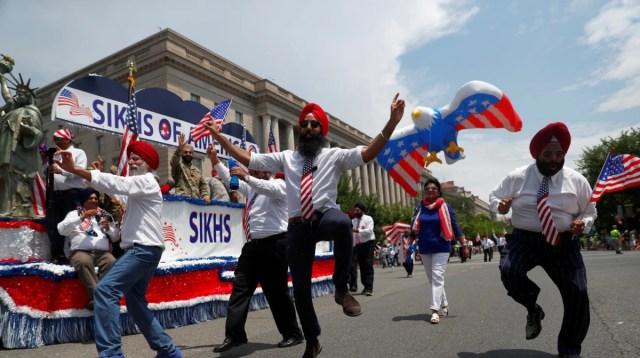Warga Sikh AS Masih Berjuang Hadapi Diskriminasi Pasca Serangan 11 September