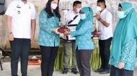 Bobby Nasution Canangkan Pasar Bersih, Sampah Pasar Induk Lau Cih Diolah Jadi Kompos